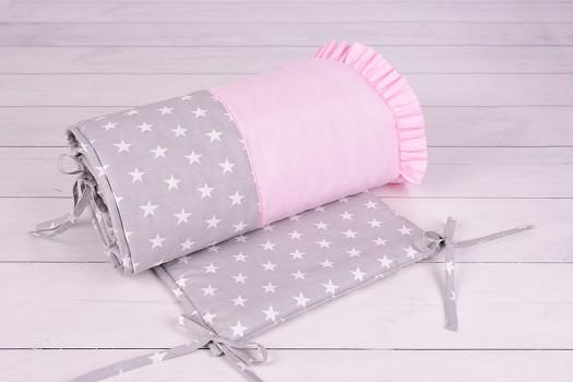 Ochraniacz do łóżeczka - Oscar Baby