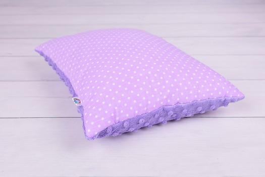 Poduszka dla dziecka z kulką silikonową