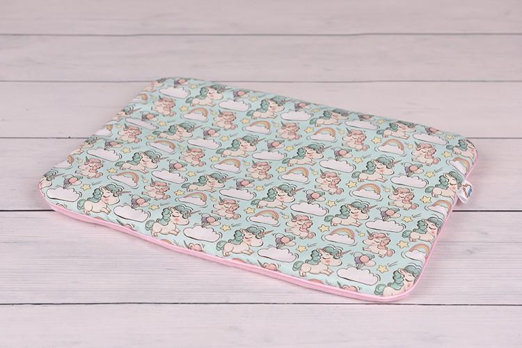 Poduszka niemowlaka, płaska 30 x 40