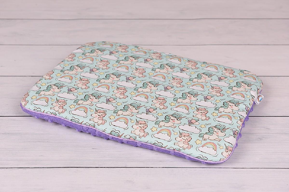 Poduszka dla dziecka do wózka, kołyski, łóżeczka