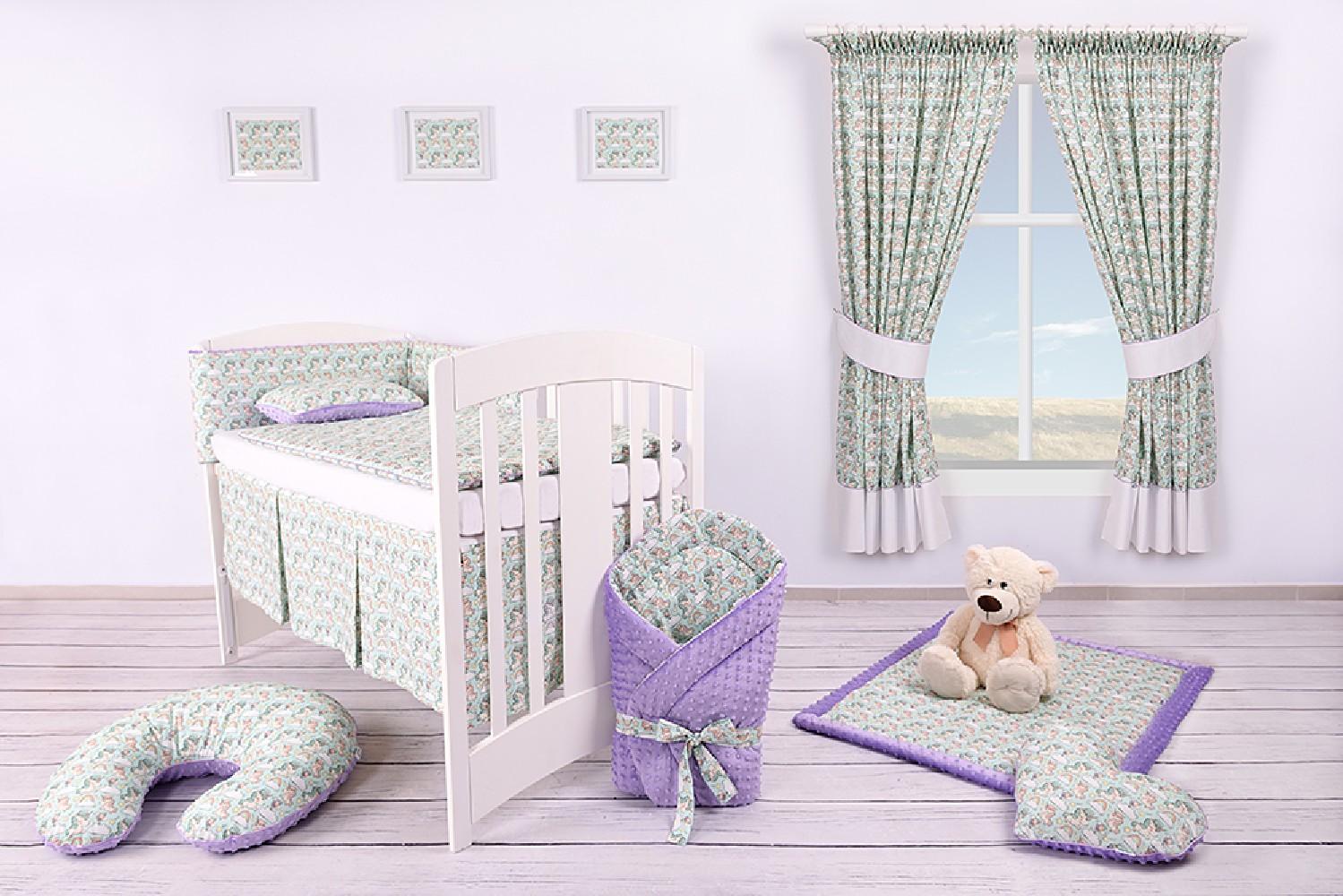Unikalne Poduszka dla dziecka 40x60 - Oscar Baby - Producent Pościeli CN71